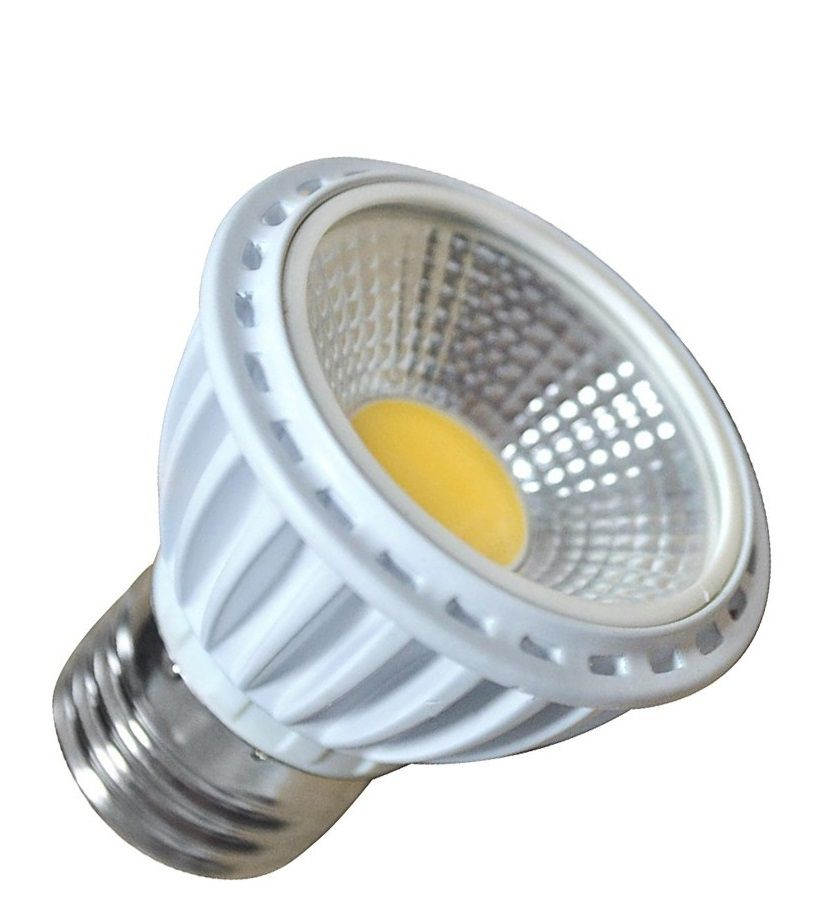 L mpada par16 led e27 dr luz for Lampade e27 a led